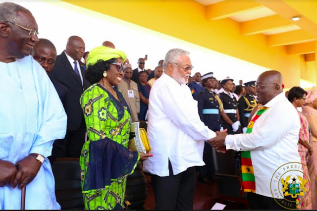 President Akufo-Addo Receives Exemplary Leadership Award