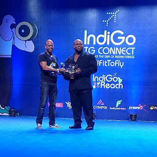 IndiGo continues to infuse its fitness belief at TG Connect Conclave; Celebrated the spirit of fitness enthusiasts