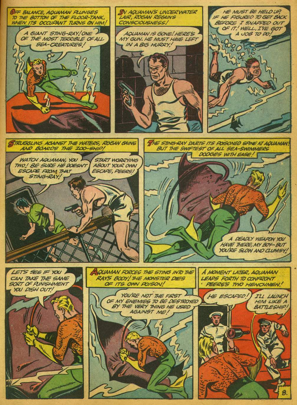 Read online World's Finest Comics comic -  Issue #6 - 69