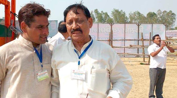 मुख्यमंत्री योगी आदित्यनाथ की कैबिनेट में चेतन मंत्री
