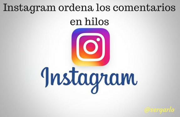 Instagram, redes sociales, comentarios, hilos, social media