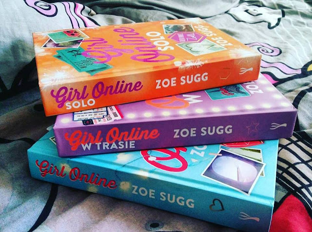 Girl Online. Solo. ( Zoe Sugg) - recenzja.