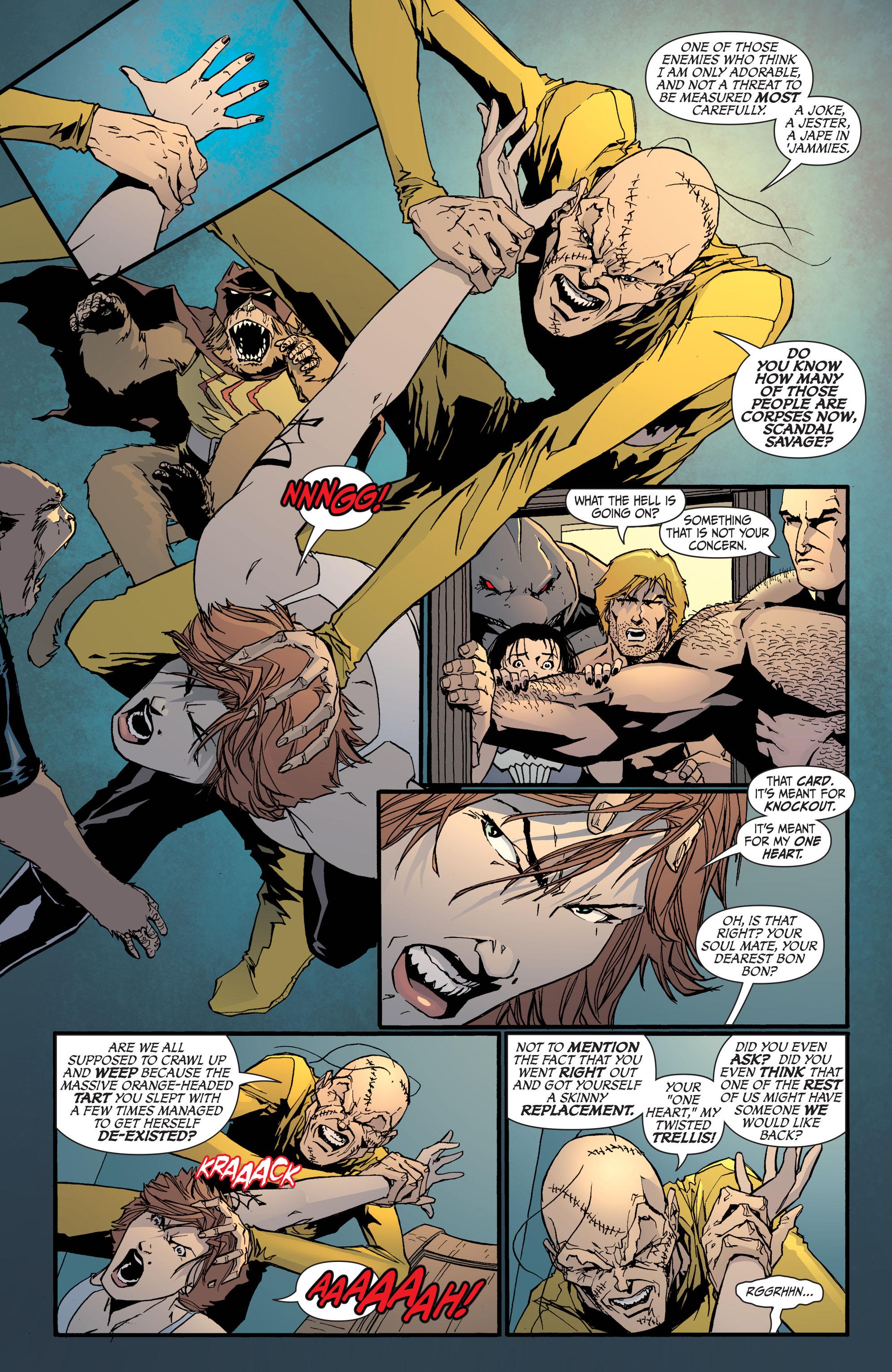 Read online Secret Six (2008) comic -  Issue #31 - 15