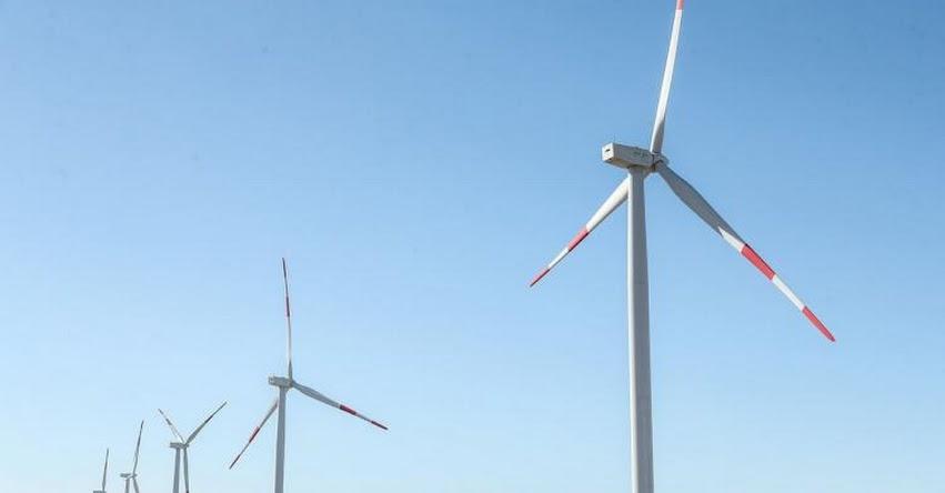 Inauguran parque de energía eólica más grande de Perú con inversión de US$ 165 millones