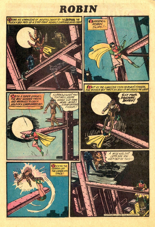 Read online Secret Origins (1973) comic -  Issue #7 - 13