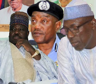 Police IG Goes Partisan, Moves To Resolve PDP's UN-RESOLVABLE Crisis As More Faction Emerges