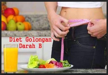 Makanan Pelangsing Tubuh untuk Diet Golongan Darah B
