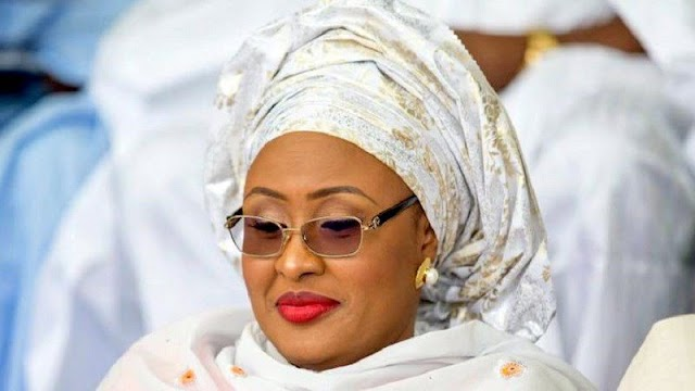 Nigerians: It's Your Choice To Remain Poor - Aisha Buhari