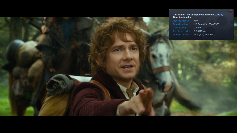 The hobbit an unexpected journey subtitles eng / Korean