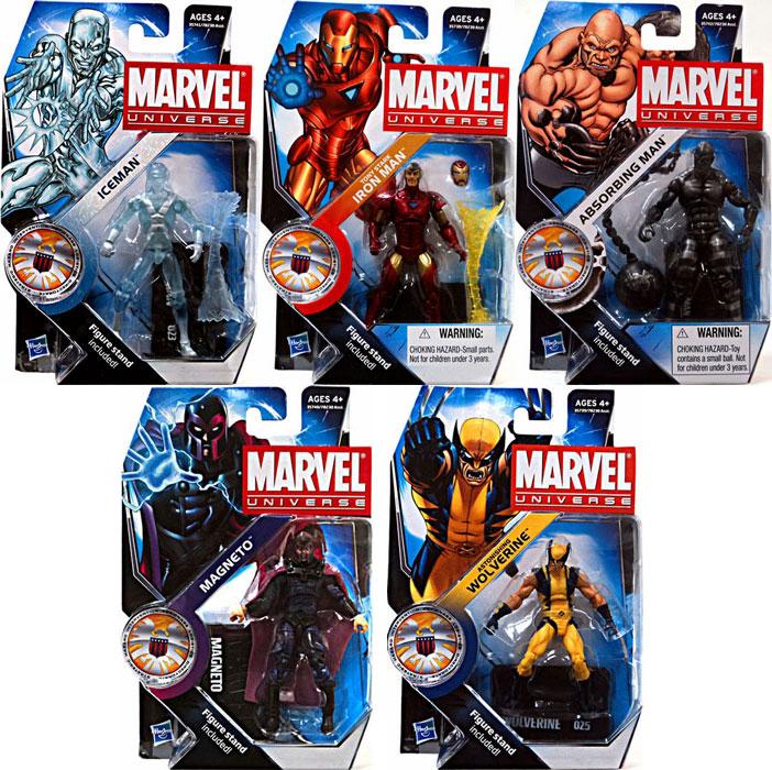 Hasbro Wolverine Toys 15