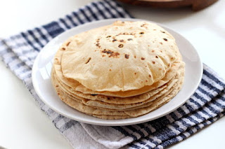 Image of Indian Roti bread