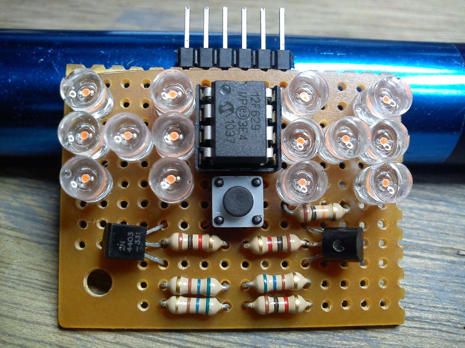 Led Christmas Light Circuit