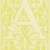 Alfabeto Tipografía Retro.