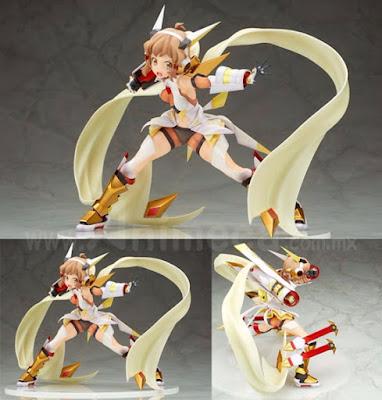Figura Hibiki Tachibana Senki Zessho Symphogear GX