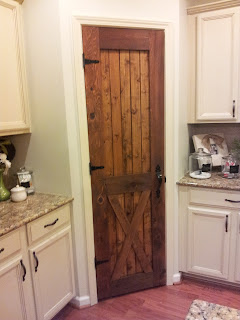Southern Grace Diy Pantry Door Tutorial