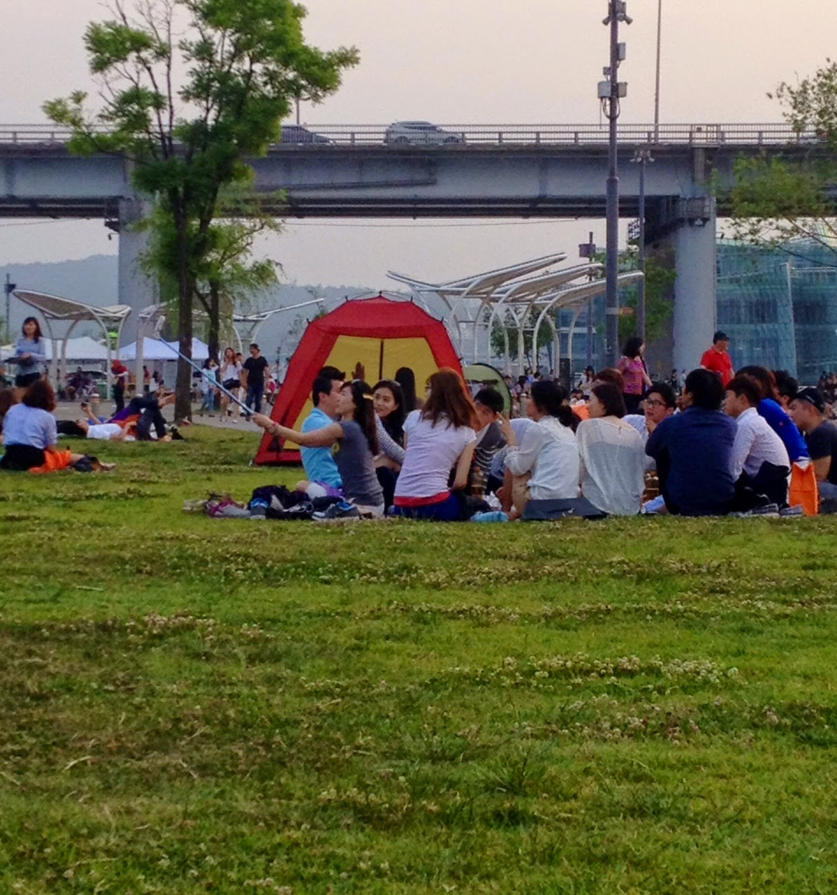 Six Things You Need For A Korean Picnic Seoul Searching