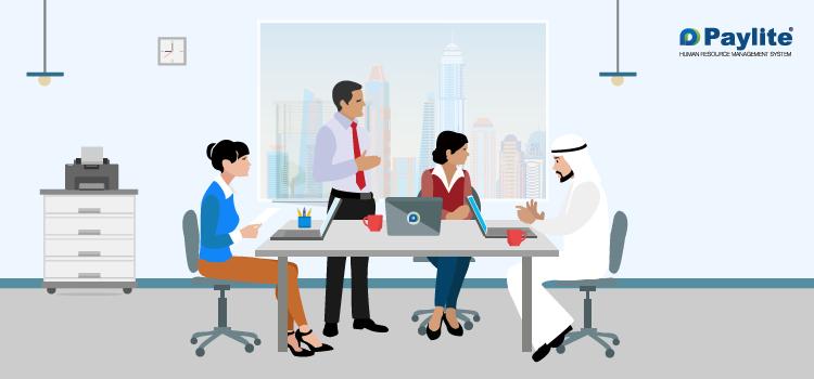 Dubai HRMS Software