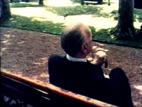 Borges todo el a o jorge luis borges sant sima trinidad for Borges el jardin