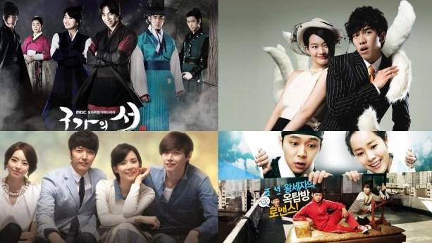 9 Drama Korea Dengan Rating Tertinggi Sepanjang Masa
