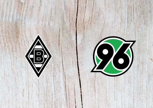 Borussia M.Gladbach vs Hannover 96 - Highlights 25 November 2018