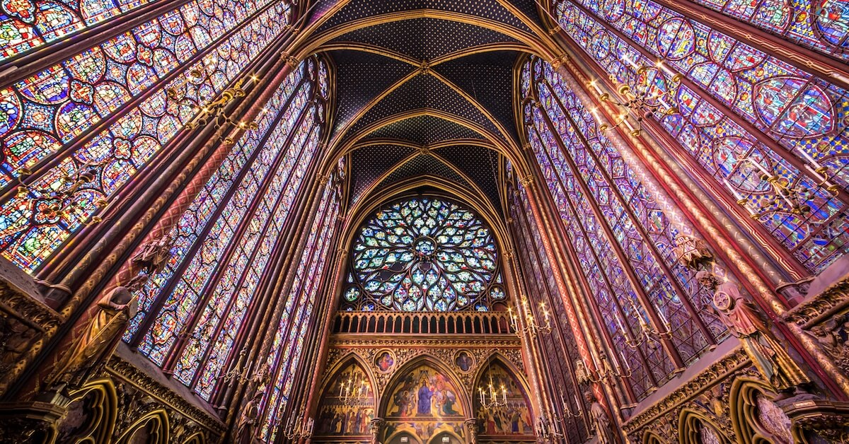 Stained Glass, An Ancient Art Form That Is Still Mesmerizing Nowadays