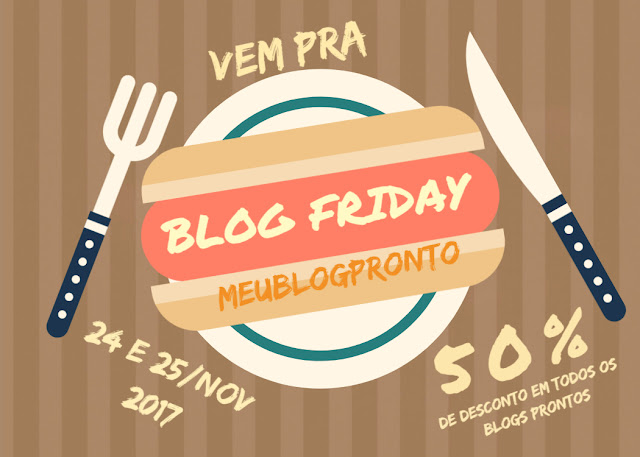 Black Friday MEUBLOGPRONTO