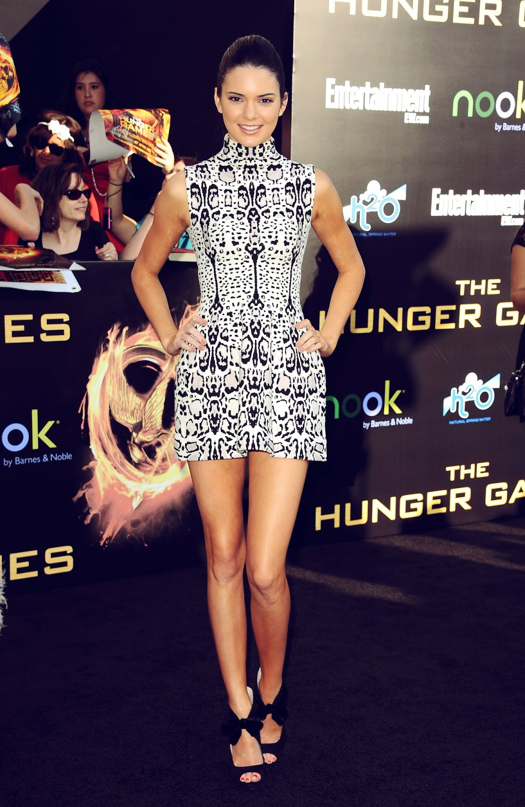 35 - At The Hunger Games Los Angeles Premiere on March 12, 2012