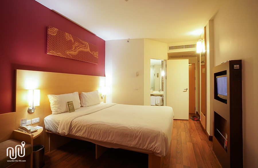 รีวิว Ibis Bangkok Riverside โรงแรมริมแม่น้ำเจ้าพระยา วิวสวยราคาประหยัด