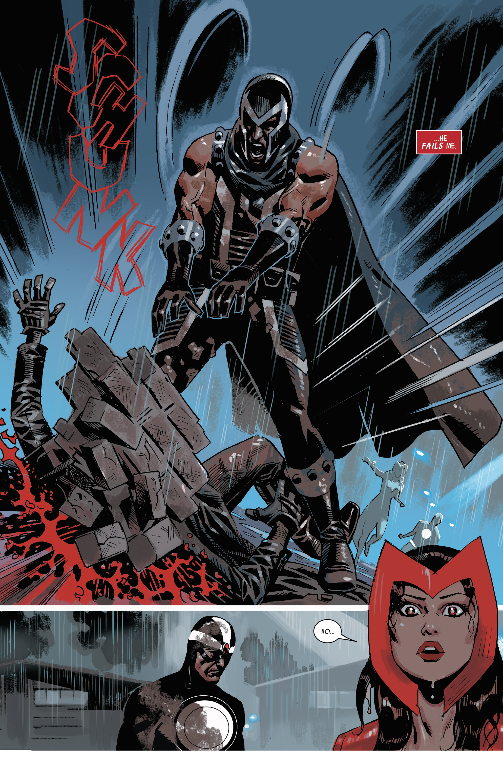 Read online Uncanny Avengers (2012) comic -  Issue #25 - 17