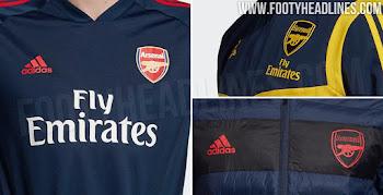 71ecb26bc More Adidas x Arsenal 19-20 Items Leaked