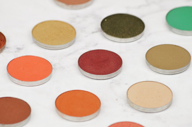 Lovelaughslipstick Blog - My Makeup Geek Eyeshadow Collection Review