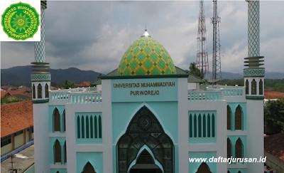 Daftar Fakultas dan Program Studi UMPWR Universitas Muhammadiyah Purworejo