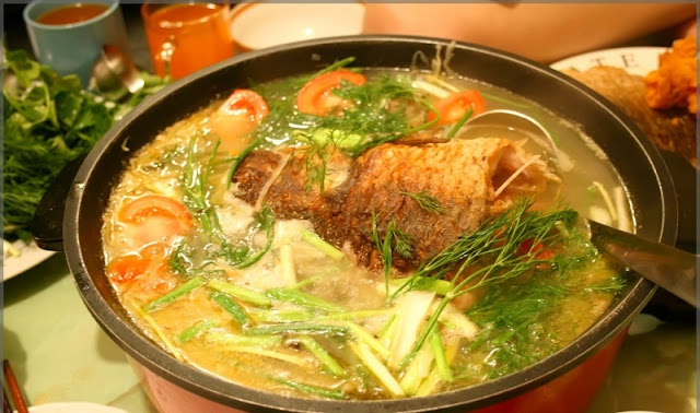 Why carp hotpot sells like hot cakes in Vietnam 1