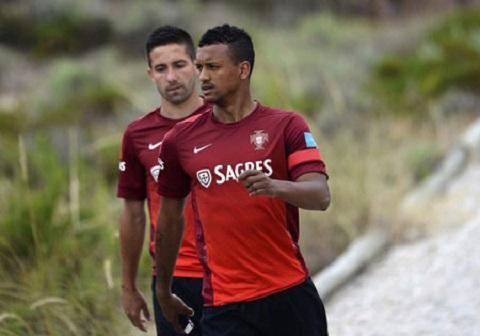 Nani tiếp tục được triệu tập vào đội tuyển Bồ Đào Nha