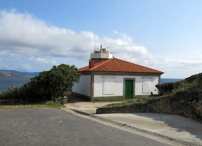 Faro de Cabo Cee
