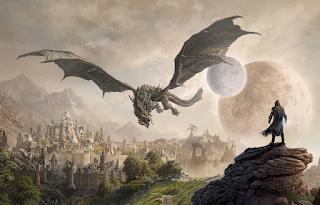 The Elder Scrolls Online: Elsweyr - Nova expansão trará dragões
