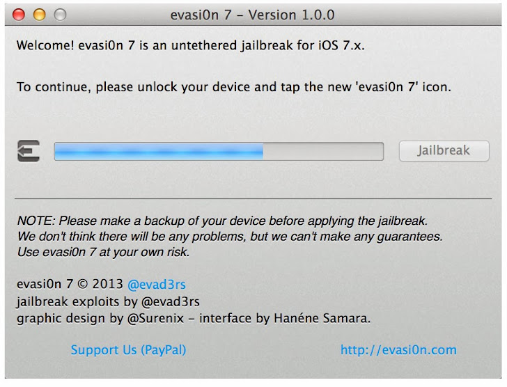 iOS 7 Untethered Jailbreak released for iPhone, iPad, and iPod devices