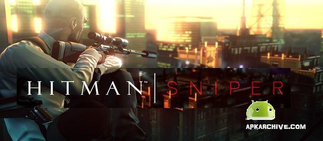 Hitman Suikastçi (Hitman Sniper) Apk indir android oyun indir