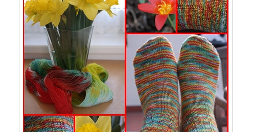 April Socken