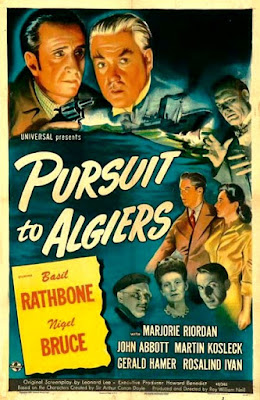 Sherlock Holmes fuga ad Algeri (Destinazione Algeri)
