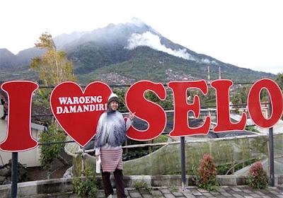 Menginap di Homestay Dekat Gunung Merapi dan Merbabu di Selo Boyolali