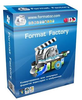 تحميل برنامج فورمات فاكتورى Download Format Factory 2017