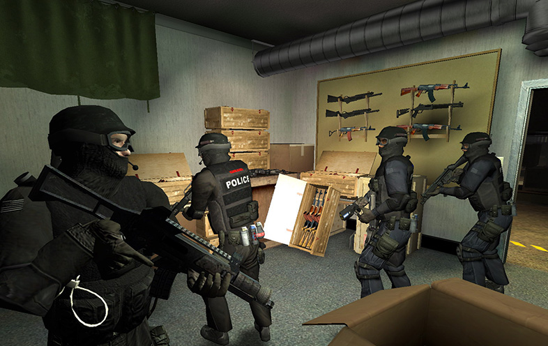 how to install swat 4 reloaded