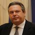 """Ο Π.Καμμένος συγκαλεί εκτάκτως την Κ.Ο. των ΑΝΕΛ για το """"Μακεδονία"""" του Γ.Μουζάλα !"""