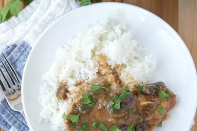 EASY OVEN BRAISED FRENCH ONION PORK CHOPS
