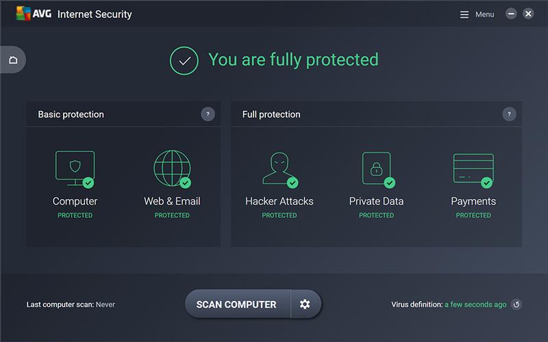 AVG Internet Security v17.7.3032 [x86/x64] Español Full Crack