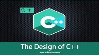 The Design of C++
