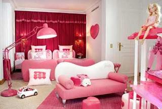 غرف نوم بنات