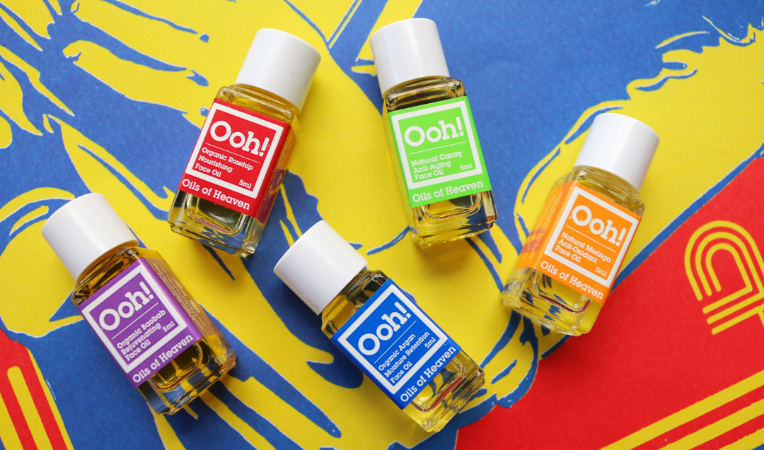 Ooh! Oils Of Heaven Mini Gift Set review
