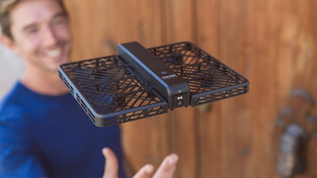 Snap Develops an All New Selfie Drone